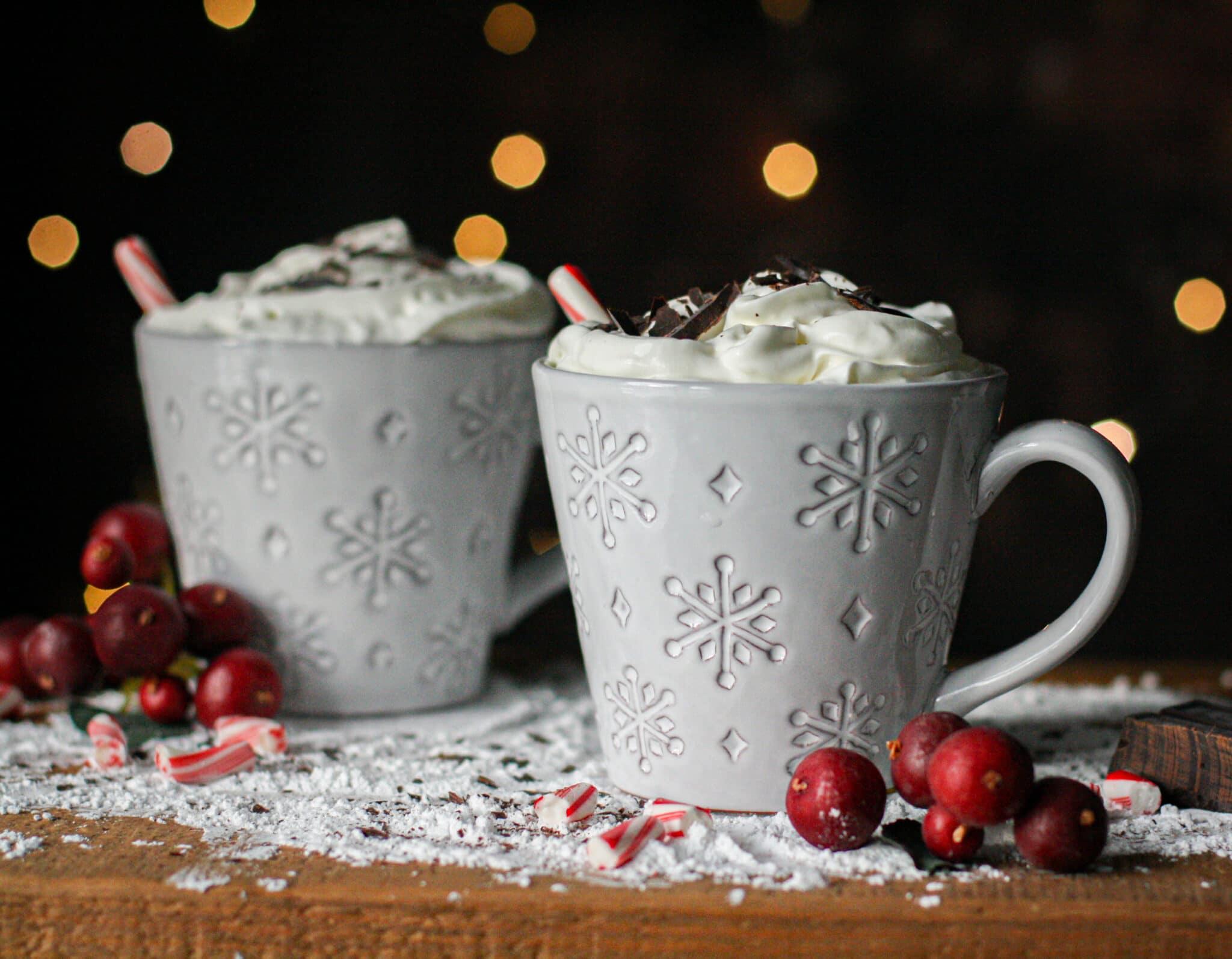 White Russian Hot Chocolate